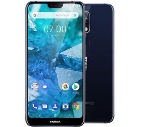 Nokia 7.1 DS 3/32GB (niebieski)