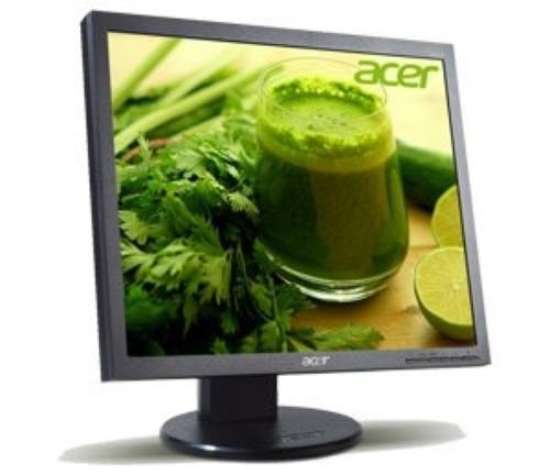 Acer 19'' Monitor B193LAOymdh 48cm 4:3 LED 5ms 100M:1 DVI regulacja-wysokości głośniki grafitowy TCO5.2 (zabezpieczenie kodem PIN)