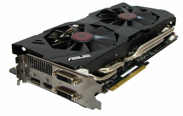 Asus GTX 780 StriX fot1