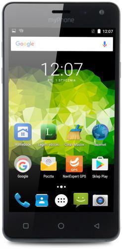 myPhone PRIME plus 16GB Czarny