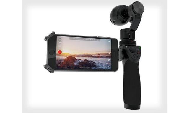 DJI OSMO - Świetna Kamera z Gimbalem
