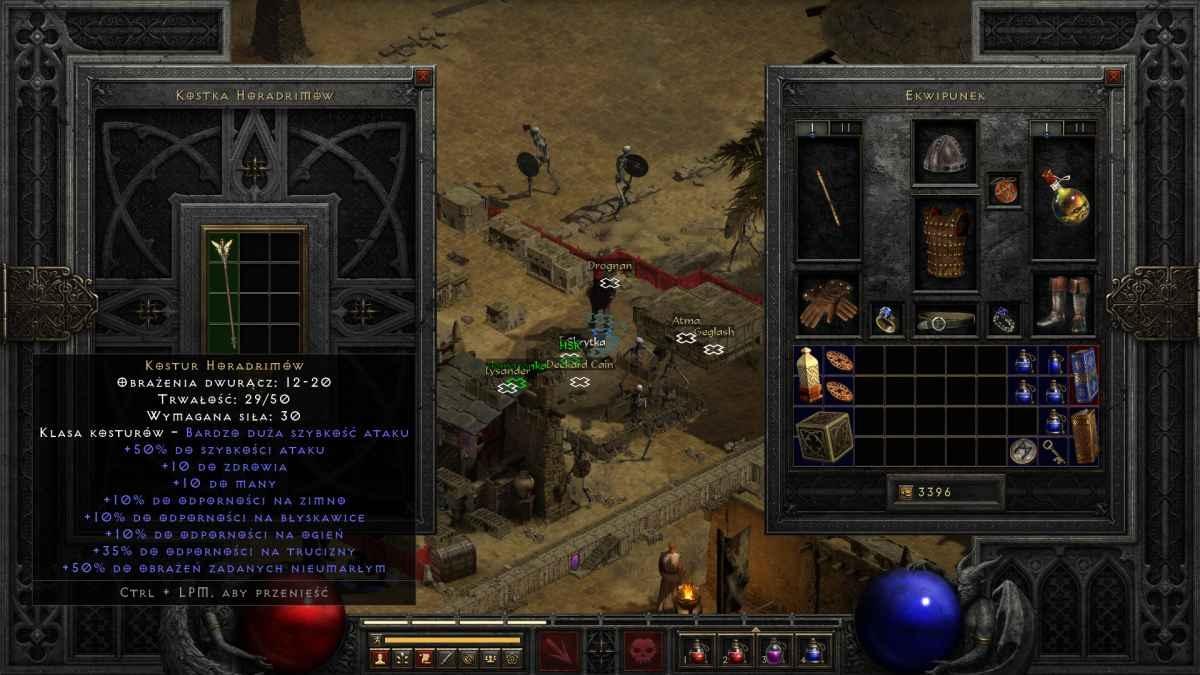 Diablo II: Resurrected - Cenzura Blizzarda?