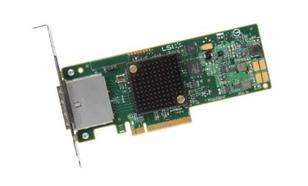 Intel RS25GB008 kontroler JBOD SAS 6G 8xSASext,PCIex8