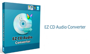 Recenzja EZ CD Audio Converter - Świetny Program Do Rippowania Płyt CD!