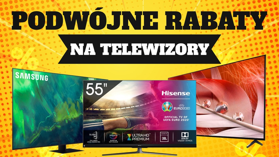 Telewizory 120 Hz z HDMI 2.1 taniej nawet o 25%
