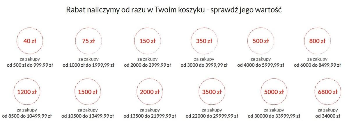 W RTV Euro AGD zasada jest prosta - więcej kupujesz, więcej zyskujesz