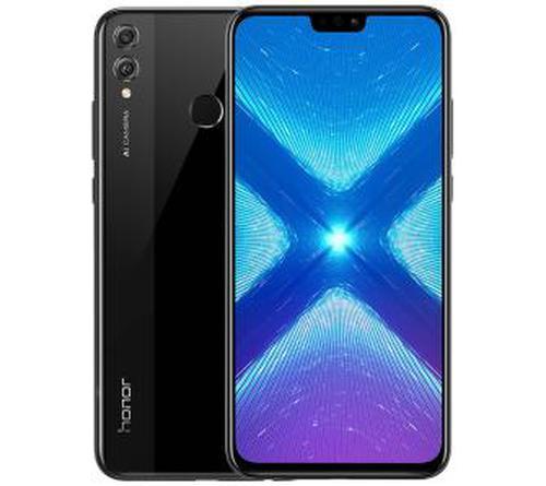 Honor 8X 128GB (czarny)
