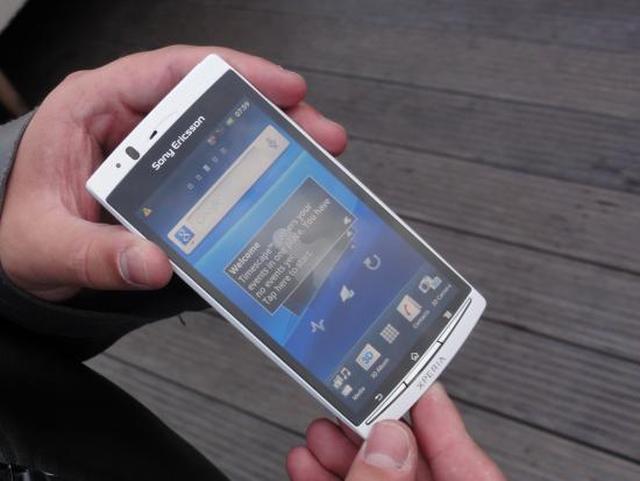 Sony Ericsson Xperia Arc S - recenzja następcy modelu Arc