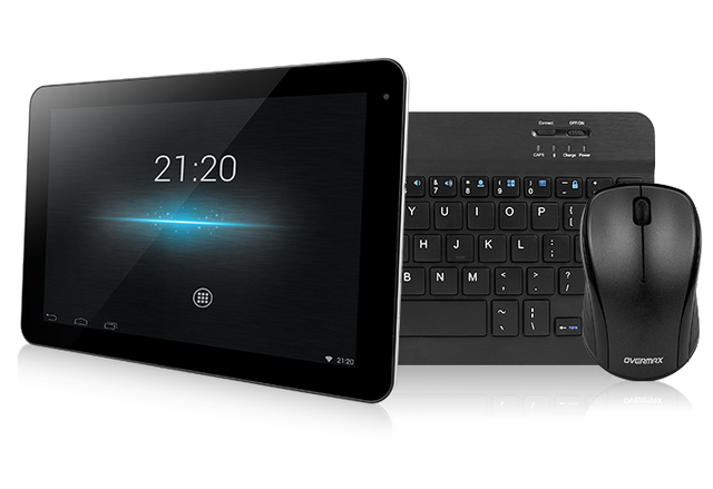 Steelcore 10 Gear - nowy tablet od Overmaxa