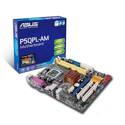 Asus P5QPL-AM