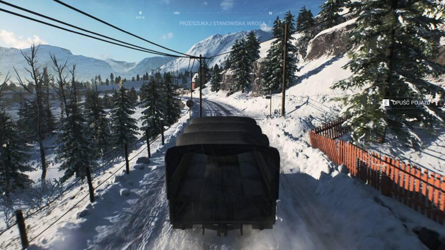 Battlefield V - Norwegia wygląda najładniej