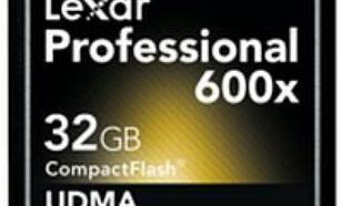 Lexar 600x Professional UDMA pro