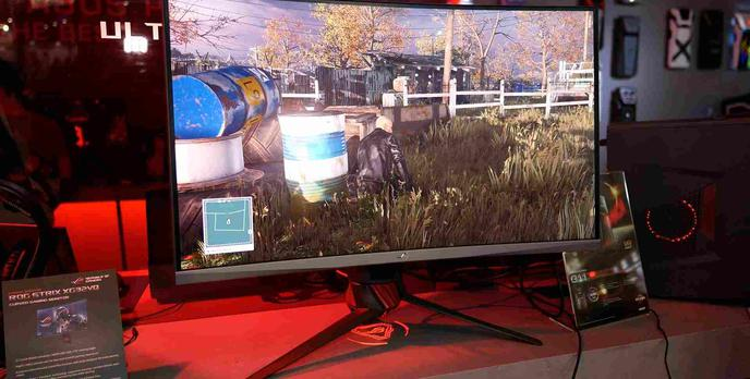 Do sprzedaży weszły nowe monitory ASUS, które wyświetlają hologramy!