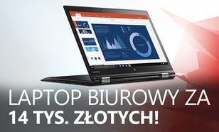 25 Lat Historii za 14 000 zł - Lenovo Yoga X1 v2