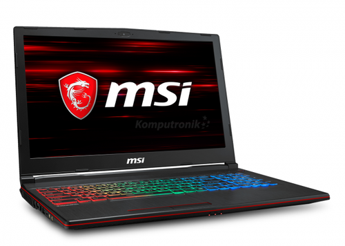 MSI GP63 Leopard 8RE-404PL - 480GB SSD | 16GB