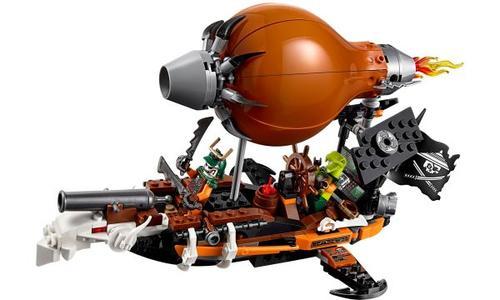 LEGO Ninjago Piracki sterowiec 70603