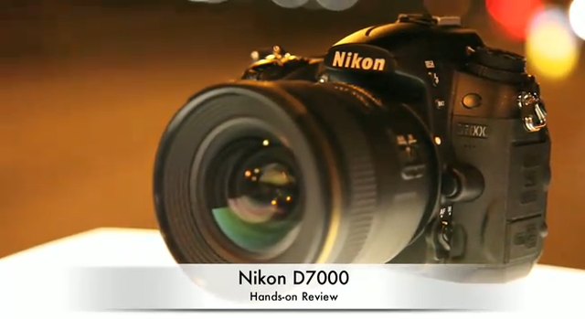 Nikon D7000 - test lustrzanki