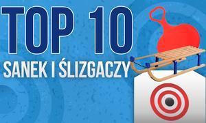 TOP 10 Sanek i Ślizgaczy – Wybieramy Najlepsze Sanki dla Twojego Dziecka