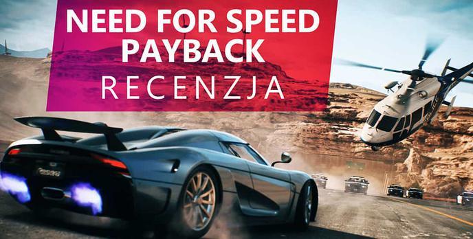 Recenzja Need for Speed: Payback - Czy warto zagrać?