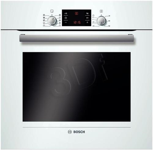 BOSCH HBG 34B520 (elektryczny/ biały)