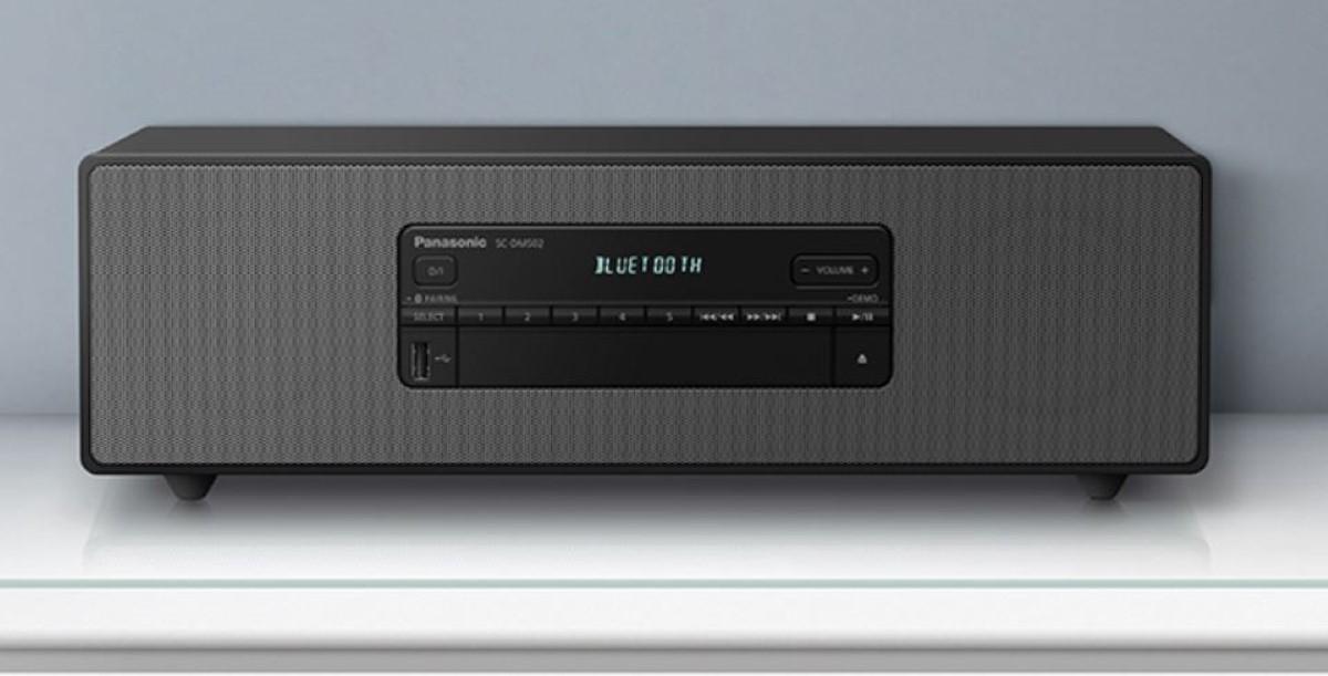 Głośnik stereo Panasonic SC DM502