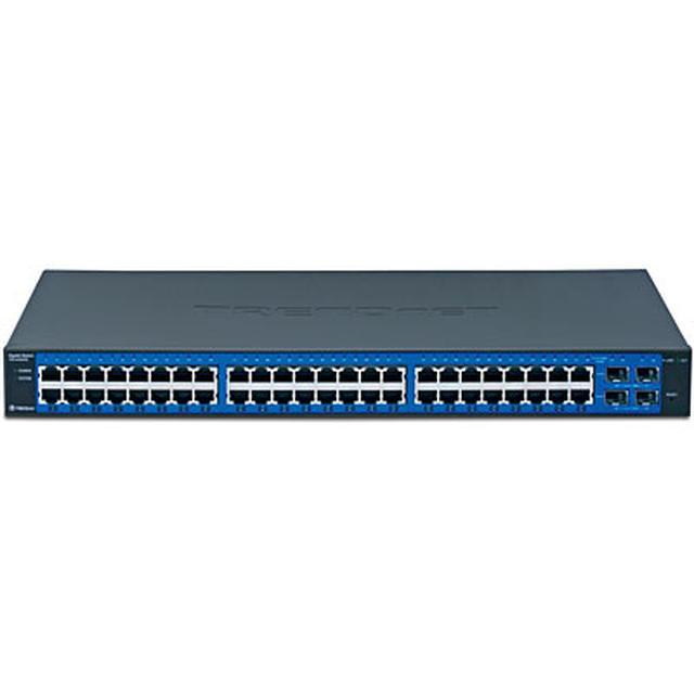 TRENDnet TEG-448WS nowy 48-portowy switch!