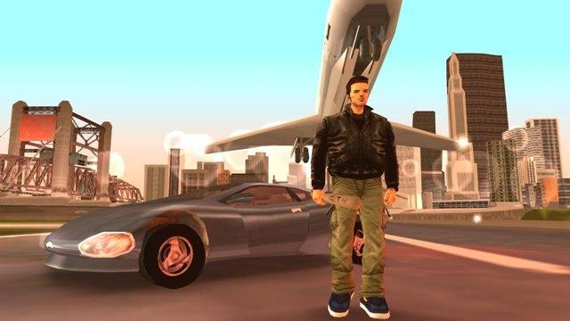 GTA III gra