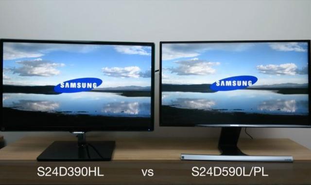Samsung S24D390HL vs S24D590PL - Dwa Niedrogie Monitory