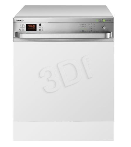 BEKO DSN 6835 FX (60cm, panel otwarty)
