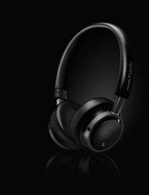 Najlepszej  jakości dźwięk w Twoich uszach dzięki nowym słuchawkom Fidelio M1 firmy Philips