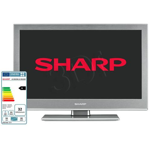 Sharp LC22LS240EV (LED)