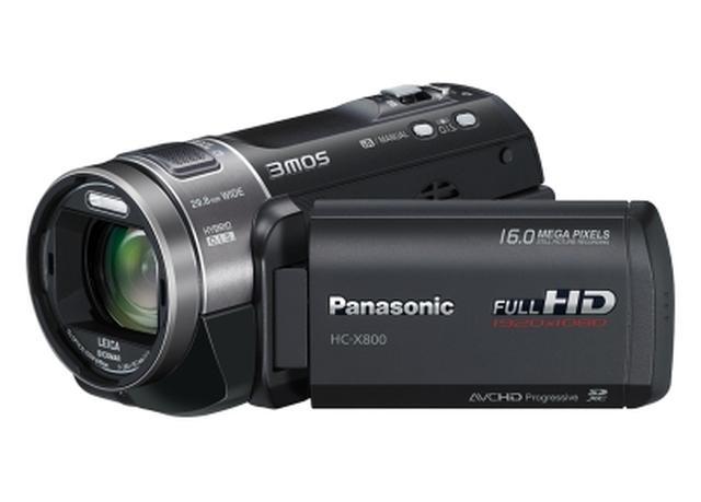 Panasonic HC-X800 - prezentacja kamery cyfrowej