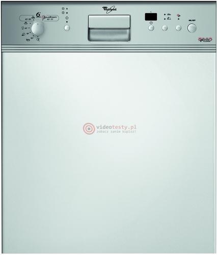 WHIRLPOOL Power Clean ADG 8393 IX