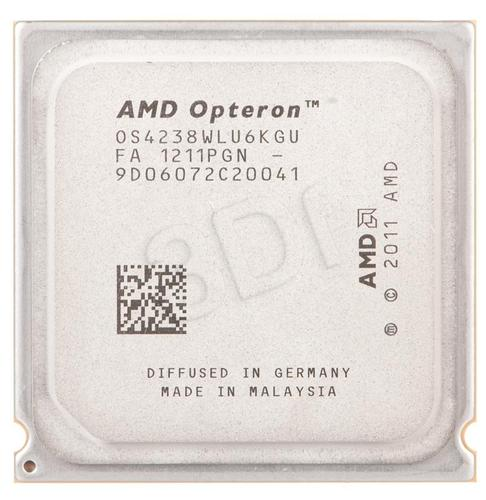 AMD OPTERON 6C 4238 TRAY