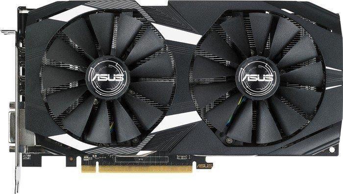 Asus Radeon Dual RX 580 OC 4GB GDDR5 (256 bit), DVI-D, 2xHDMI,