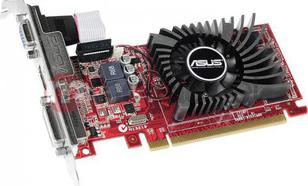 Asus AMD Radeon R7 240 2048MB DDR3 128bit PCI-E 3.0 (730MHz/1800MHz) Low profile