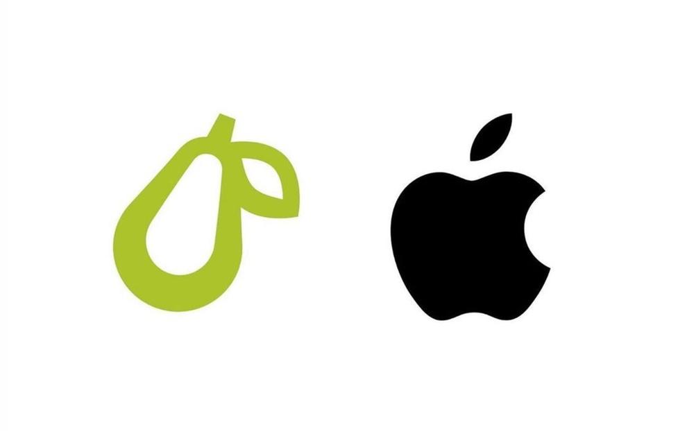 Apple pozywa twórców aplikacji Prepear za gruszkę w logo