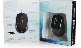 NATEC Mysz GENESIS G33 GAMING 2000 DPI + DPI Switch