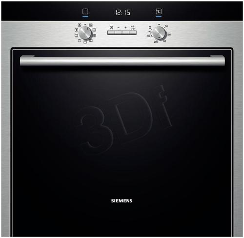 SIEMENS HB 33GB550 (elektroniczno- mechaniczny/ inox)
