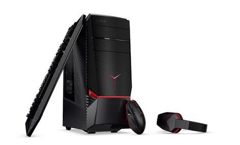 Lenovo ideacentre Y900 - Komputer do Gier i Streamingu