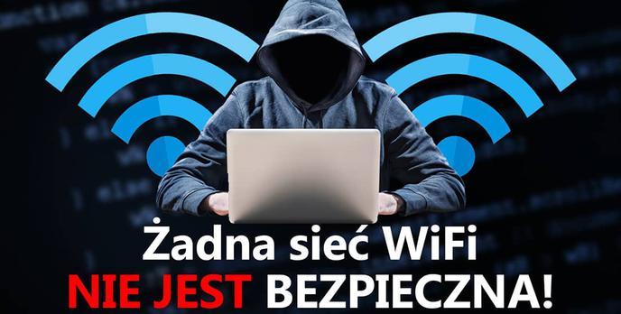 Jeżeli Używasz Zabezpieczenia WPA2 to Możesz Mieć Problem!