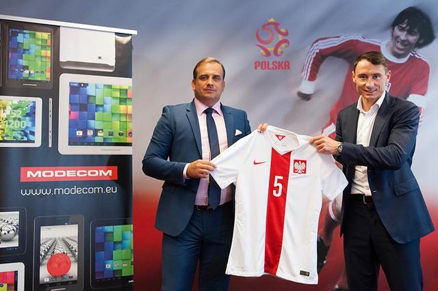 MODECOM Partnerem Naszej Reprezentacji W Piłce Nożnej