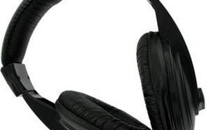 stereo z wygodnymi nausznikami 6m czarne 04476