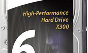 Toshiba HDD X300 (HDWE160EZSTA)