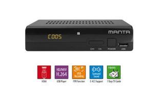 HD Manta DVBT010