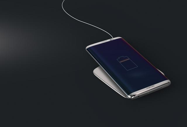 bez przycisków Galaxy S8