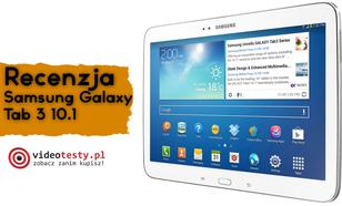 Samsung Galaxy Tab 3 10.1 – Recenzja