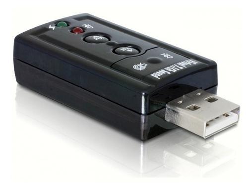 DELOCK Karta Muzyczna 7.1 USB