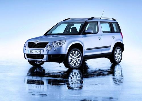 Skoda Yeti SUV 2,0TDI CR DPF 4x4 (140KM) M6 Experience 5d