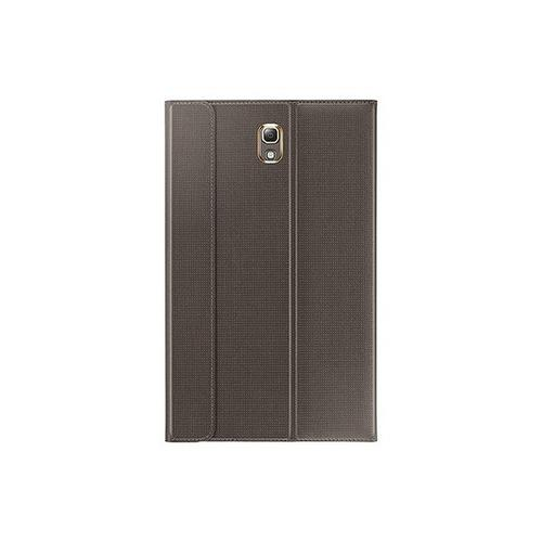 "Samsung Etui w formie ""book cover"" do GALAXY Tab S 8.4 AMOLED / Klimt (T700/T705) - brązowe"